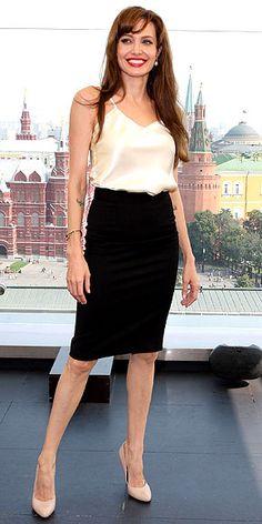 Patrón falda clásica