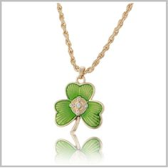 Shamrock Irish Blessing necklace, Irish Blessing reads May God grant you always a sunbeam to warm you. Shop our exclusive Shamrock Jewelry & Irish Blessing Jewelry collection online today. Huge selection of shamrock Irish Blessing Jewelry Christmas In Ireland, Irish Eyes Are Smiling, Irish Roots, Irish Jewelry, Irish Blessing, Gold Labels, Jewelry Companies, Flower Brooch, Jewelry Collection