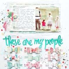 These are My People by soapHOUSEmama at @studio_calico