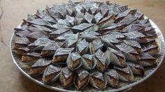 Rkhama aux cacahuètes, gâteau algérien