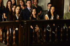 """#PLL 5x23 """"The Melody Lingers On"""" - Spencer, Aria and Emily"""
