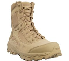 McRae Footwear Terrasault Hot Weather Desert Tactical Boot 3714