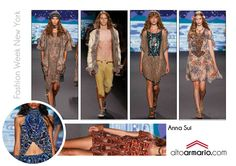 Anna Sui SS 2014 www.altoarmario.com