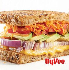 Crazy good! You can skip the salad with this sandwich because the Mile-High Grilled Cheese has the salad in it. It's so good.