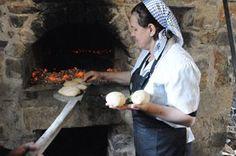 Indoor Activities. Making bread at Enagron!