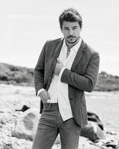 """Josh Hartnett for Marc O'Polo Spring/Summer 2016 "" Pretty Men, Gorgeous Men, Beautiful People, Hot Actors, Charlie Hunnam, Chace Crawford, Channing Tatum, Attractive Men, Spring Summer 2016"