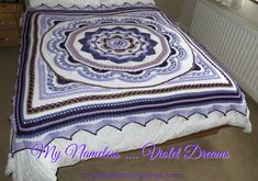 My Nameless ......... - Crystals & Crochetcrochet blanket