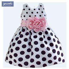 $8.15 (Buy here: https://alitems.com/g/1e8d114494ebda23ff8b16525dc3e8/?i=5&ulp=https%3A%2F%2Fwww.aliexpress.com%2Fitem%2FNew-Fashion-Girls-Dresses-Dot-Cotton-Sundress-Party-Birthday-Casual-vestido-infantil-Baby-Children-girls-clothes%2F32445355996.html ) New Fashion Girls Dresses Dot Cotton Sundress Party Birthday Casual vestido Baby Children girls clothes Size 3-8 years for just $8.15