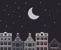 #graphicdesign #design #illustration #illustrations #pastels #portfolio #gif #myworks #behance #work #graphic #designs #olaladesigns #olaladesignsstudio #goodnight #night #city #buildings #architecture