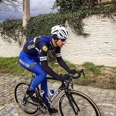 RVV recon Tom Boonen on the Molenberg