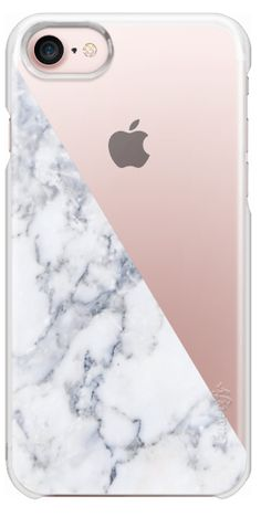 Casetify Protective iPhone 7 Plus Case and iPhone 7 Cases. Other Marble iPhone Covers - Marble Side by Chelsea Victoria | Casetify