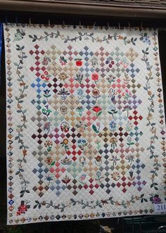 Moose Bay Muses: The Calico Garden Quilt