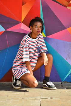 Meet Thais: an 18 year old fashion maven with Brazil as her stomping grounds. This girl's got style for days, and we can't help but feel inspired by every look she 'grams. Get to know this international Vans Girl, and check out spring wardrobe essential she's most excited for.