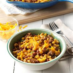 Quick Chili Mac Recipe -This combines my chili recipe with a pasta dish I make. I often serve it for company or potlucks and occasionally add taco seasoning or use beanless chili and add black beans. Chili Mac Recipe, Chili Recipes, Pasta Recipes, Salad Recipes, Cooking Recipes, Cooking Chili, Dinner Recipes, Easy Stovetop Chili Recipe, Cooking Fish