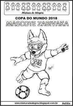 copa-do-mundo-2018-mascote-zabivaka-imprimir-colorir.JPG 463×678 pixels