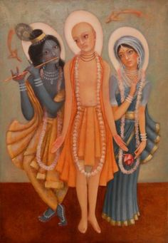 Shri Krishna Chaitanya.