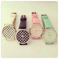 Lookalike Kate Spade watches formonly $27!
