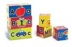 Learning Resources Alphabet Puzzle Blocks