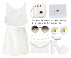 """""""lost"""" by donia98 ❤ liked on Polyvore"""