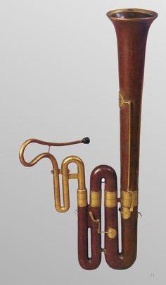 Serpent Coeffet (Coeffet 1830-1835)
