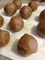 Herbalife Protein Balls (Pancake Healthy Meals)