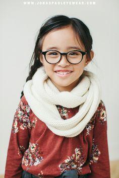 The Paige Frame // inspired eyewear for children // www.jonaspauleyewear.com