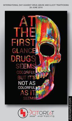 International Day Against Drug Abuse and Illicit Trafficking #say_no_to_drugs Dotcreat Ltd. (@Dotcreat_Ltd) | Twitter