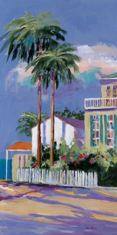 Key West II Print by Jane Slivka at Art.com