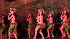 The Most Exotic Hawaii Dance the Earth have ever Seen Part 1