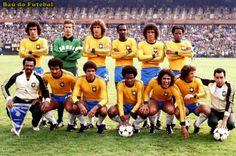 Elenco da Seleção Brasileira na Copa do Mundo de 1978 | Brazilian National Team - All Matches