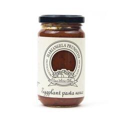 Eggplant and Tomato Pasta Sauce