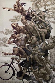 by Stanley Lau