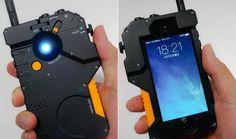 Transforme seu IPhone no IDroid do Metal Gear Solid
