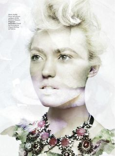 Cora Keegan by Jean Francois Campos forUS Marie Clarie,January 2013  See more from this sethere.