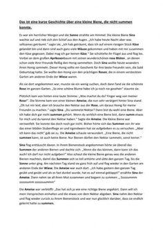 Die Biene, die nicht summen konnte Cycle Of Life, Sample Essay, Gender Roles, Learn German, Songs To Sing, Me On A Map, Thesis, Teaching, School