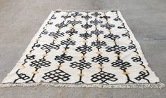 For Bedroom - $400.00 (!!!) Genuine Moroccan Kilim   Size  6.8  x 9.5 by AtlasWeavers on Etsy