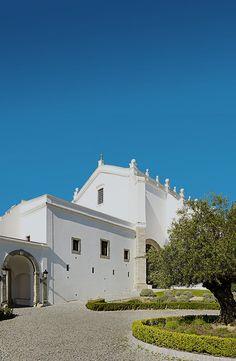 Discover Convento do Espinheiro, Evora. a Luxury Collection Hotel