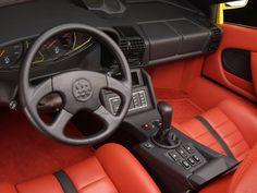 Cizeta Moroder V16T interior