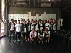 PENSOLE's first-ever class held in Mexico.