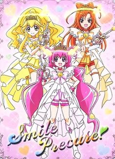 So Netflix dubbed smile precure and named it glitter force. They've completely changed everything and used scenes from the last episodes in the first episode. Can we all file a complaint?