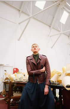 The Trotteur - Photo by  Kristijan Antolovic.  Styling by Andrija...