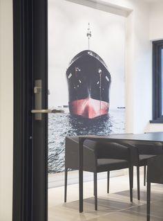 Moderne kontorlokaler, Oslo - Nyfelt og Strand Interiørarkitekter Oslo, Chair, Furniture, Home Decor, Modern, Decoration Home, Room Decor, Home Furnishings, Stool