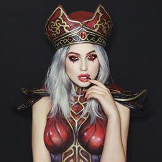 Great High Inquisitor Whitemane cosplay @Djari328 : wow