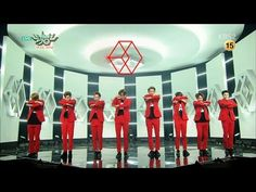 EXO_Front-Runner Stage 'CALL ME BABY'_KBS MUSIC BANK_2015.04.10 - YouTube