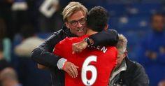 Liga Inggris: Makna Pelukan Juergen Klopp Usai Liverpool Kalahkan Chelsea -  http://www.football5star.com/liga-inggris/liverpool/liga-inggris-makna-pelukan-juergen-klopp-usai-liverpool-kalahkan-chelsea/87801/