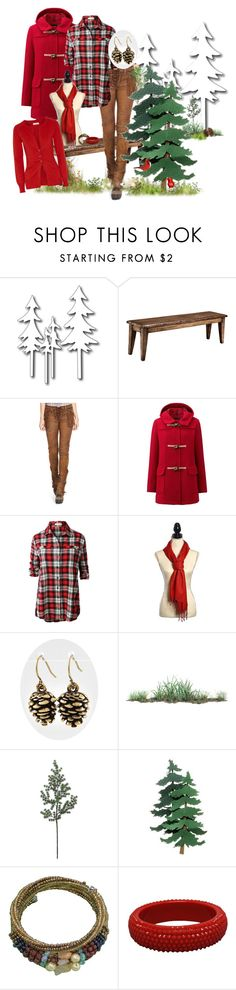"""Cardinal Red"" by shoppe23online ❤ liked on Polyvore featuring Hillsdale Furniture, Ralph Lauren, Uniqlo, LE3NO, Étoile Isabel Marant, coolcoat, Shoppe23 and mycardigan"