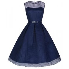 Navy Blue Vintage Bridesmaid Dresses Prom Dress Ideas