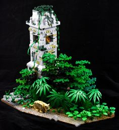 """""""Jaguar Tower"""" by Ayrlego: Pimped from Flickr"""