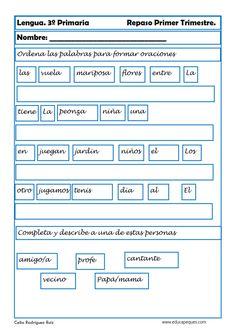 50 Ideas De 3er Grado Vale Matematicas Tercero De Primaria Lectura De Comprensión Actividades Para Clase De Español