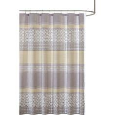 Found it at Wayfair - Karaman Cotton Printed Shower Curtain